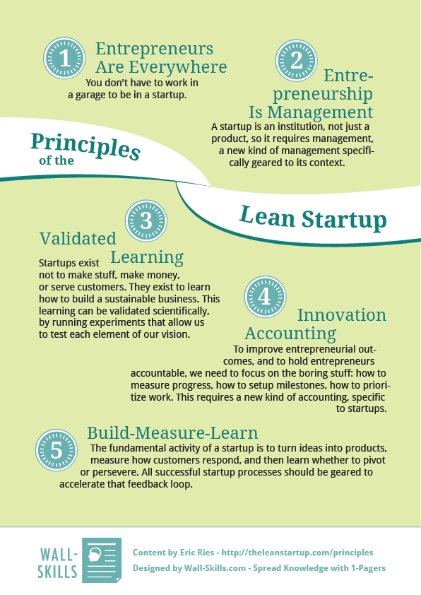 Principles of Lean Startup by Eric Ries