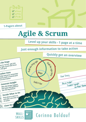 Cover of Agile & Scrum