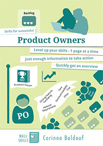 Cover of Skills for successful Product Owners