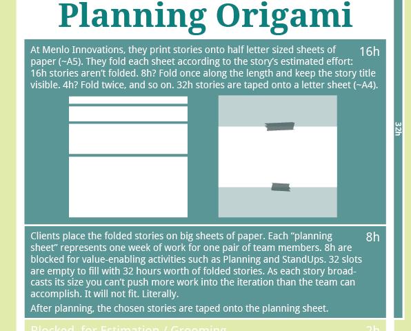 Planning Origami